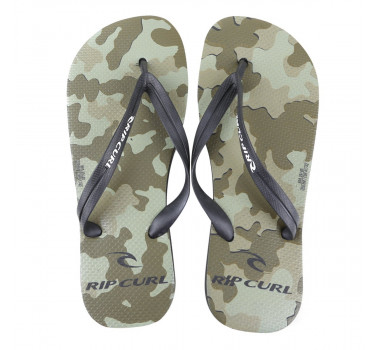 Chinelo Military Rip Curl