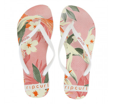 Chinelo Rip Curl North Shore Light Pink